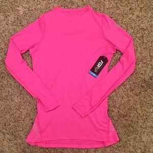 FOX TRUDRI ACTIVE LS T-SHIRT NWT